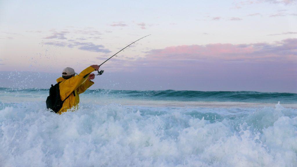 Anglerstiefel sind einer permanenten Belastung ausgesetzt.
